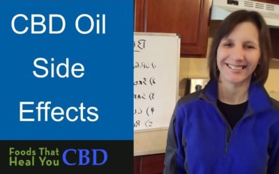 5 Potential Side Effects Of CBD Oil