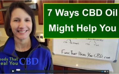 7 Health Benefits of CBD Oil