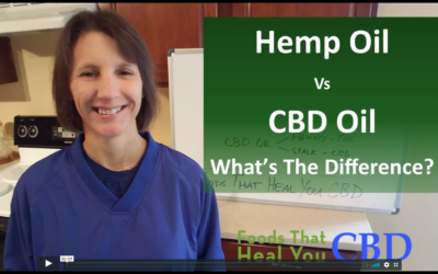Hemp Oil vs. CBD Oil [What's The Difference?]