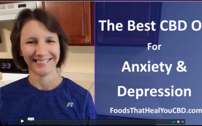 Best CBD Oils For Anxiety and Depression