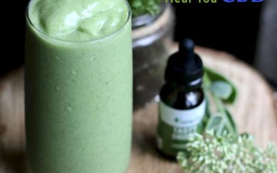 Boost Your Smoothie With CBD!