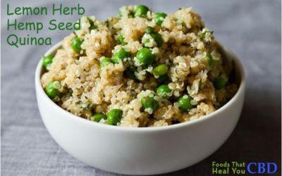 Lemon Herb Hemp Seed Quinoa