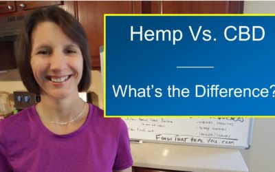 Hemp vs CBD [What's The Difference]